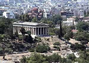 Agora v Athénách
