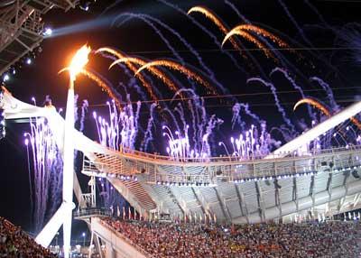 Olympijské hry Athény 2004